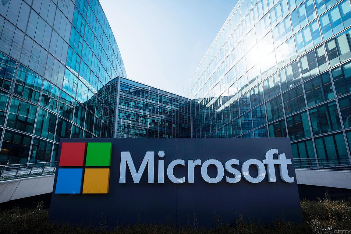 Ринкова вартість Microsoft перевищила трильйон доларів