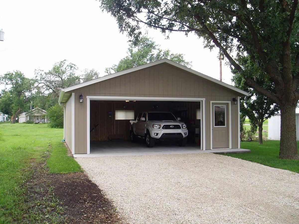 Оцінка гаража