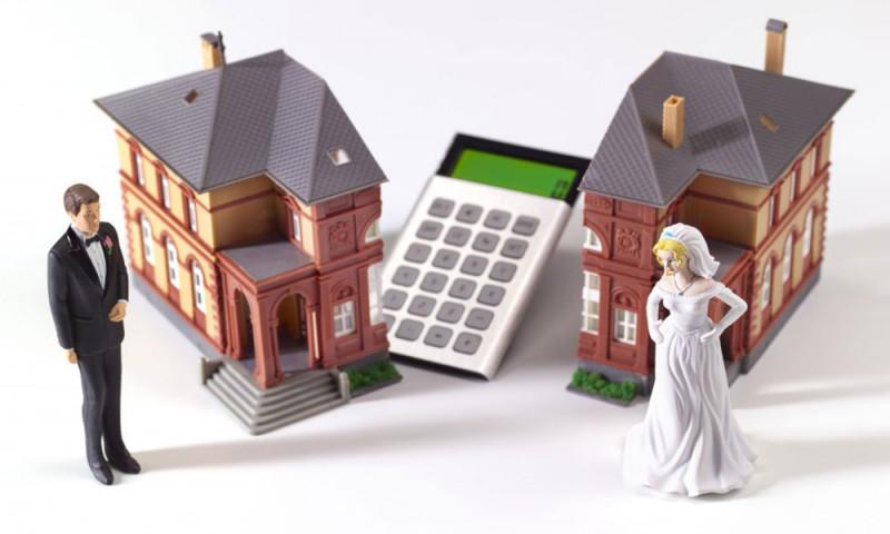 оцінка майна при розлученні
