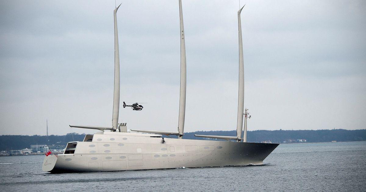 Оцінка вітрильної яхти
