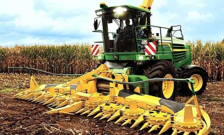 оценка товаров в обороте, Оценка сельхозтехники для залога в банке