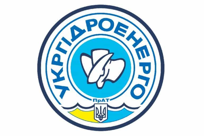 ЕКСПЕРТНА ОЦІНКА ОКРЕМО РОЗМІЩЕНІ БУДІВЕЛЬ, Партнёр Укргидроэнерго, логотип