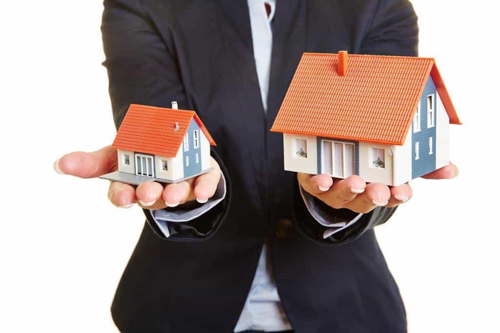 Как оценить имущество и разменять квартиру