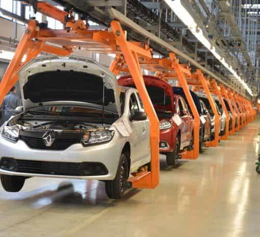 Услуги в сфере ТЦО, Исследование процентных ставок по сопоставимым договорам займов для автомобильного холдинга