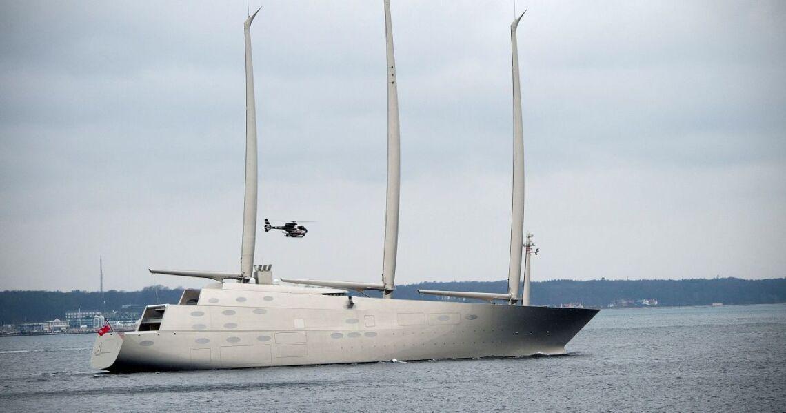 Оценка парусной яхты